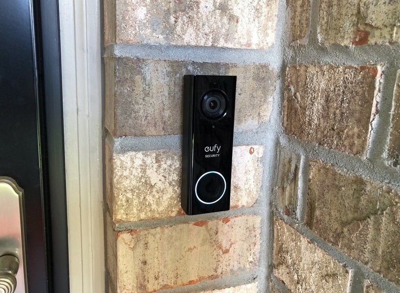 Wired Doorbell Camera